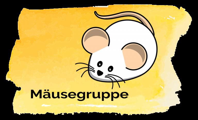 Grossansicht in neuem Fenster: Logo Spitzmäuse - KIGA