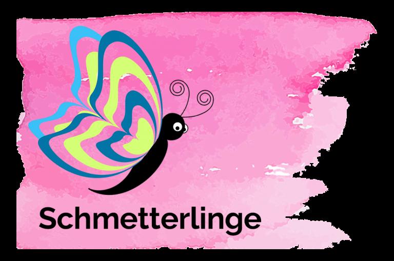 Grossansicht in neuem Fenster: Logo Schmetterlingsgruppe