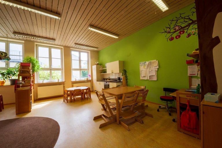 Grossansicht in neuem Fenster: Gruppenraum Holzwürmer 2